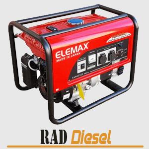 قیمت موتور برق هوندا المکس SH3900