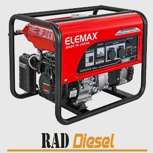 قیمت موتور برق هوندا المکس SH7600EX