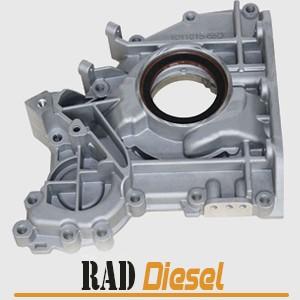 علت خراب شدن پمپ روغن موتور موتور ولوو چیست؟