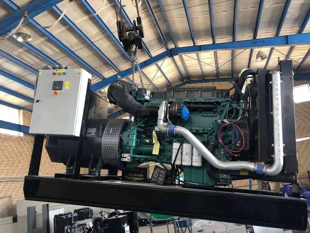 تولید کننده دیزل ژنراتور در ایران