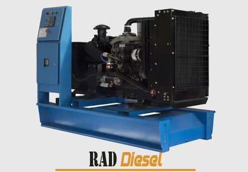 تجهیزات ژنراتور گازی دائم کار