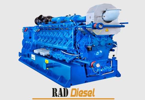 نصب و راه اندازی آسان ژنراتور گازی دائم کار