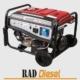 قیمت موتور برق گازوئیلی