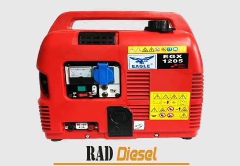 موتور برق مسافرتی بیصدا برای کارهای حساس و گردش ها کاربرد دارد